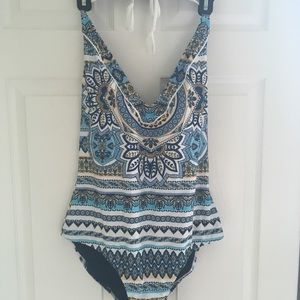 One piece swimsuit by Jessica Simpson